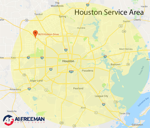 Kingwood Movers Near Me | A-1 Freeman Moving Group