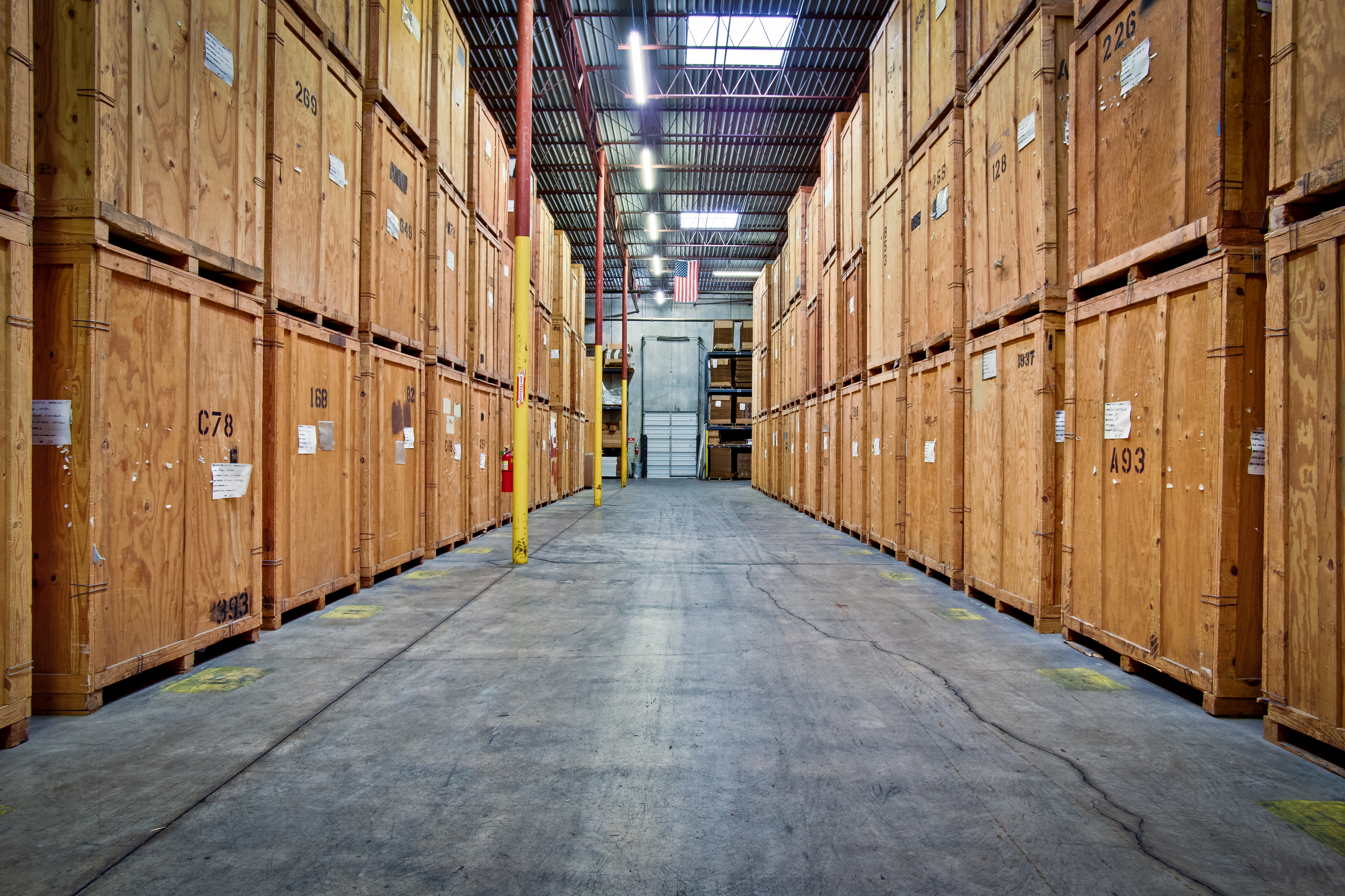 Warehousing & Distribution Services- Warehousing Services - Fulfillment Warehousing