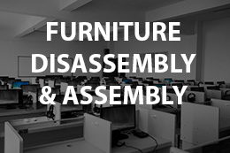 Furniture Assembly & Disassembly