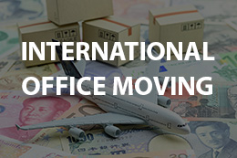 International Office Moving