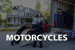 moving motorcycles