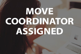 move coordinator assigned