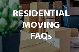 residential moving faqs