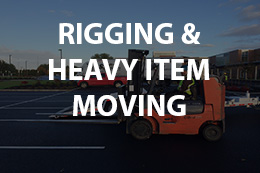 Rigging & Heavy Item Moving